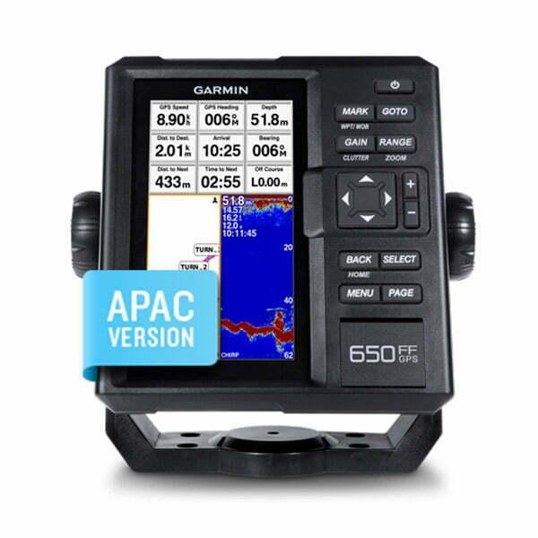 FF650 GPS