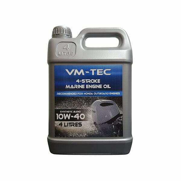 VM-TEC Marine Engine Oil