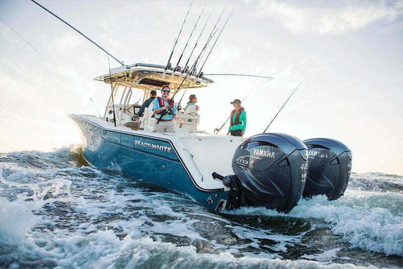 Yamaha Boat Motors